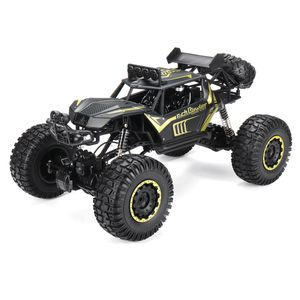 1:8 Groß RC Monster Truck 50cm ferngesteuertes Auto 4WD Geländewagen Stoßdämpfer Schwarz