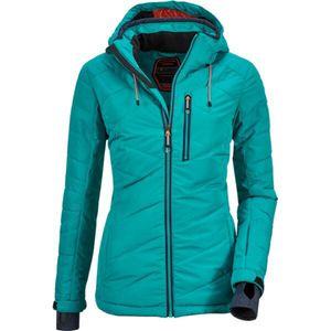 Killtec Damen Skijacke  SAVOGNIN , Größe:42, Farbe:smaragd grün
