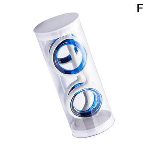 Anti-Kinetose-Brille im Freien Reise Heilung Reisekrankheit Krankheit Gläser -(Weiß,)