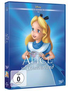 Alice im Wunderland (Disney Classics) - DVD