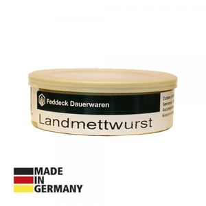 Dosenwurst Landmettwurst, wiederverschließbar, 200 g