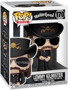 Motörhead - Lemmy Kilmister 170 - Funko Pop! - Vinyl Figur