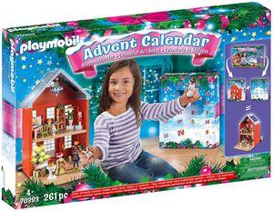 """PLAYMOBIL 70383 Großer Adventskalender """"Weihnachten im Stadthaus"""""""