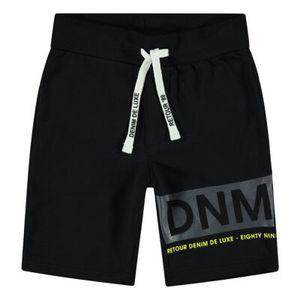 Retour Jeans Jungen Shorts-Bermuda in der Farbe Schwarz - Größe 92