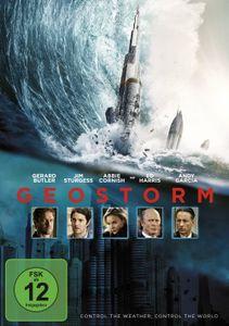 DVD Geostorm - Erscheinungsdatum 12.04.18