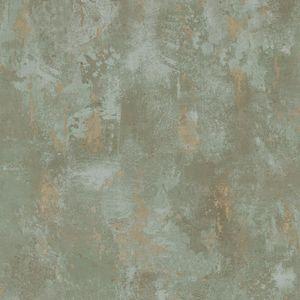 DUTCH WALLCOVERINGS Tapete Beton-Optik Grün TP1010