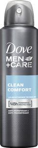 Dove MEN + CARE Deodorant CLEAN COMFORT 150 ml Spray