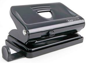 RAPESCO Locher 810 Stanzleistung: 12 Blatt schwarz