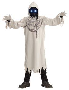 Kostüm Geist in Ketten Kinder 3-tlg. Größe: 140