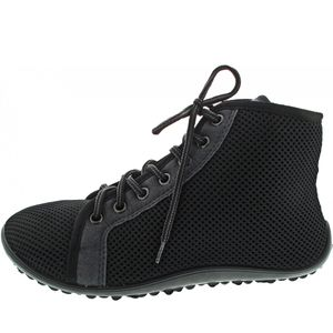 Leguano Aktiv plus Outdoorschuh + Zehensocke, Size:40, colors:schwarz