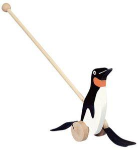 Schiebetier  Ein Laufvergnügen für Pinguin und Kind