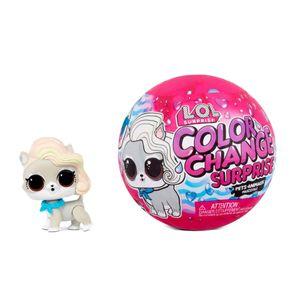 L.O.L. Surprise Color Change Pets