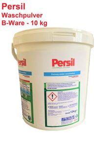 Persil Universal & Color Mix Waschpulver  Ausschuss, 10kg Eimer Waschmittel für 153 Wäschen, Vollwaschmittel Pulver