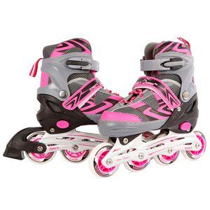 Street Runner Inline-Skates Pink 39-42