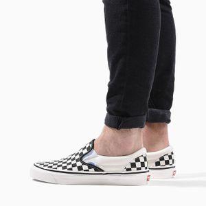 Vans Classic Slip On Sneaker Mehrfarbig, Größenauswahl:42