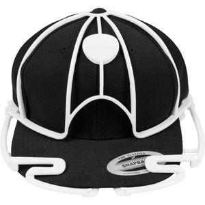 Flexfit Zubehör Cap Washer FF-012 Weiß White One Size