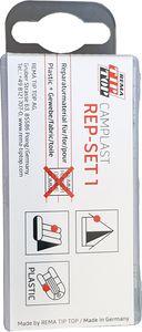 8 teiliges Reparatur-Set Mini für Gewebe- und Kunststoffartikel