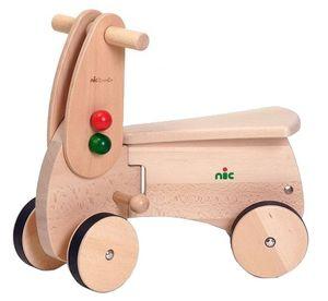 Nic läufer-Roller CombiCarHolz 26 cm braun