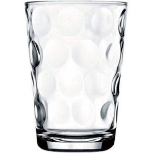 6 Set Saftgläser Pasabace Wassergläser Wasserglas Trinkglas Gläser Tumbler 20,8 cl cl 208 cc 883
