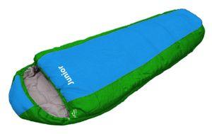 Junior Kindermumienschlafsack  Kinder Schlafsack Campingschlafsack Decken