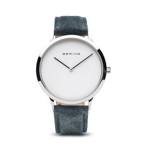 BERING - Armbanduhr - uni - Classic - silber glänzend - 14937-204