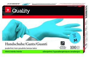 Nitrilhandschuhe TG Quality Größe M und L : M Größe: M