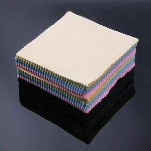 Brillenputztuch Microfasertuch (100% Polyester) Brillenputztuch Brille Handy Kamera Linsen Cloths