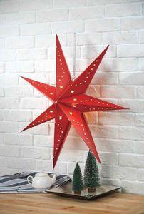 LED Weihnachtsstern Weihnachtsbeleuchtung Adventsstern Weihnachtsdeko Stern