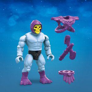 Mega Construx Probuilder Masters of the Universe Skeletor and Panthor