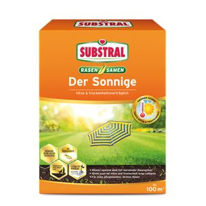 Substral Rasensamen Der Sonnige - 2,25 kg