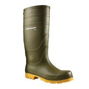 Dunlop Herren Universal-Gummistiefel TL760 (43 EU/9 UK) (Grün)