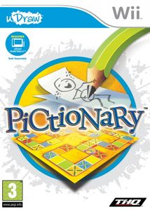 THQ Pictionary (uDraw), Wii