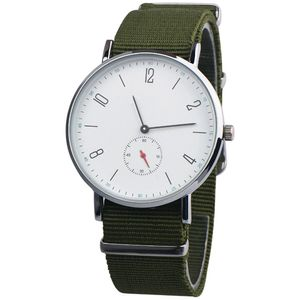 Damen Armbanduhr Elegant Charming WristWatch Women Outdoors Nylon