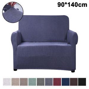 Elastisch Sofa Überwürfe Sofabezug, Stretch Sofahusse Sofa Abdeckung Hussen für Sofa, Couch, Sessel 1 Sitzer