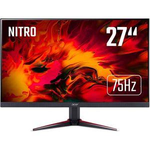 Acer Nitro VG270 - 68,6 cm (27 Zoll) - 1920 x 1080 Pixel - Full HD - LED - 1 ms - Schwarz