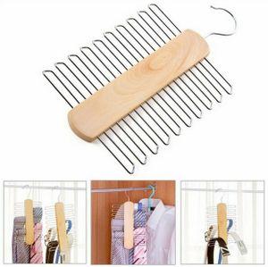 Krawattenhalter Krawattenbügel Bügel für 20 Krawatten Schlipshalter Krawatten