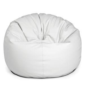 Outbag - Outdoor Sitzsack - Sessel Donut - Bezug Skin Weiß - wetterfest