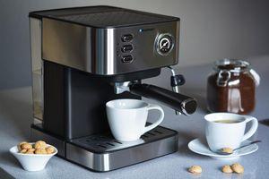 Blaupunkt Espresso Kaffeemaschinen mit Wassertank 1.6L CMP312