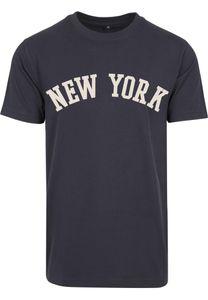 Mister Tee T-Shirt New York Tee Navy-L