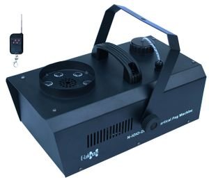 E-Lektron NV-1010-DMX Nebelmaschine 1000W Vertikal mit LED-Beleuchtung - EL160419
