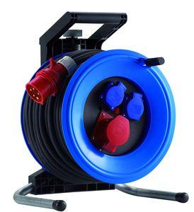 HEDI K3D0016T Kabeltrommel Professional Plus 320 400V 16A spritzwassergeschützt Leer