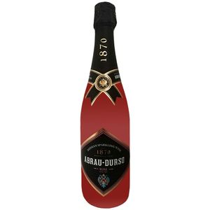 Sekt Abrau Durso halbtrocken rose 0,75L Schaumwein sparkling wine 1870