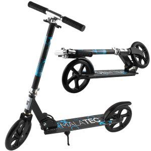 City Roller BigWheel Tretroller Ständer Erwachsene bis 100kg 4 Höhen 6358