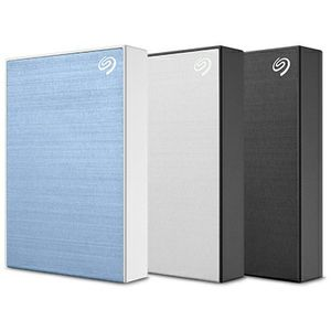 Seagate Backup Plus Portable - 5000 GB - 2.0/3.2 Gen 1 (3.1 Gen 1) - Blau