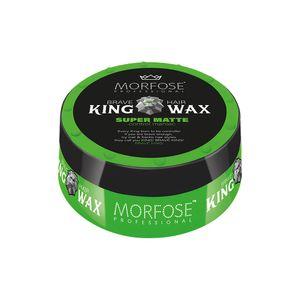 Morfose King Wax Super Matte - 175ml