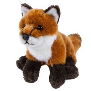 Kuscheltier Fuchs sitzend 30 cm (mit Schwanz)