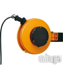 SCHILL Kabelaufroller 8m H05VV-F 3x1,5qmm FT 260.0308, 640 00 308 000  SCHILL :