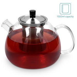 Teekanne mit Sieb und Deckel 1500ml