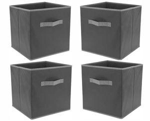 Ordnungsbox 30 x 30 x 30 cm #### 4er Set ####