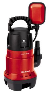 Einhell Schmutzwasserpumpe GC-DP 7835, Leistung 780 W,  Fördermenge max. 15700 l/h,Förderhöhe max. 8 m
